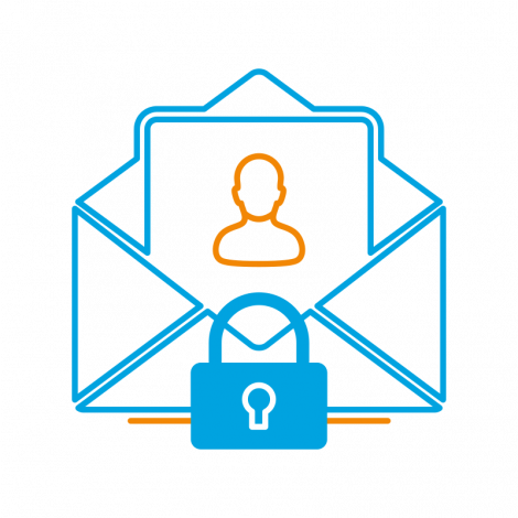 The E-mail ID Individual certificate confirms the authenticity of your identity online.