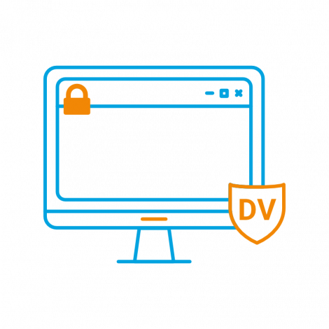 CERTUM Commercial SSL is aDV(Domain Validation) certificate