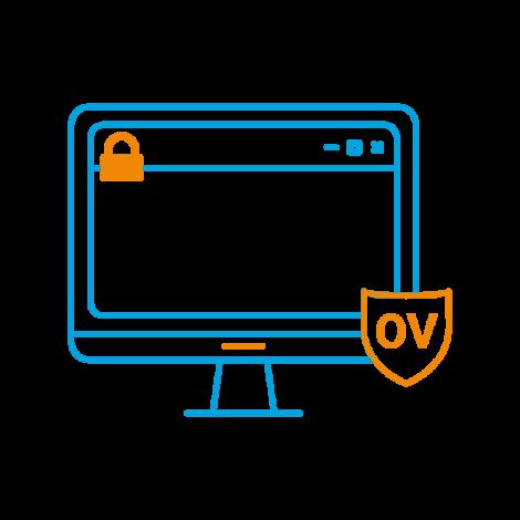 CERTUM Trusted Wildcard SSL is anOV(Organization Validation) certificate