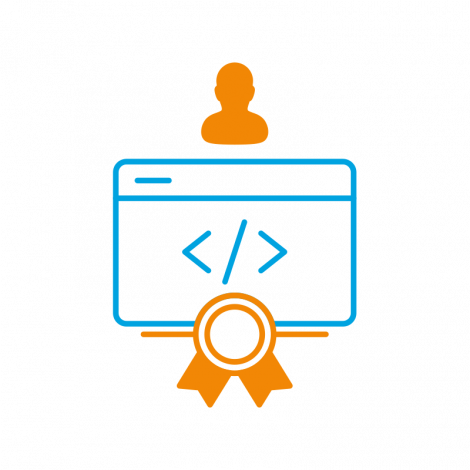 The Standard Code Signing Certificate is compatible with Java Code Signing and Microsoft Authenticode technology.